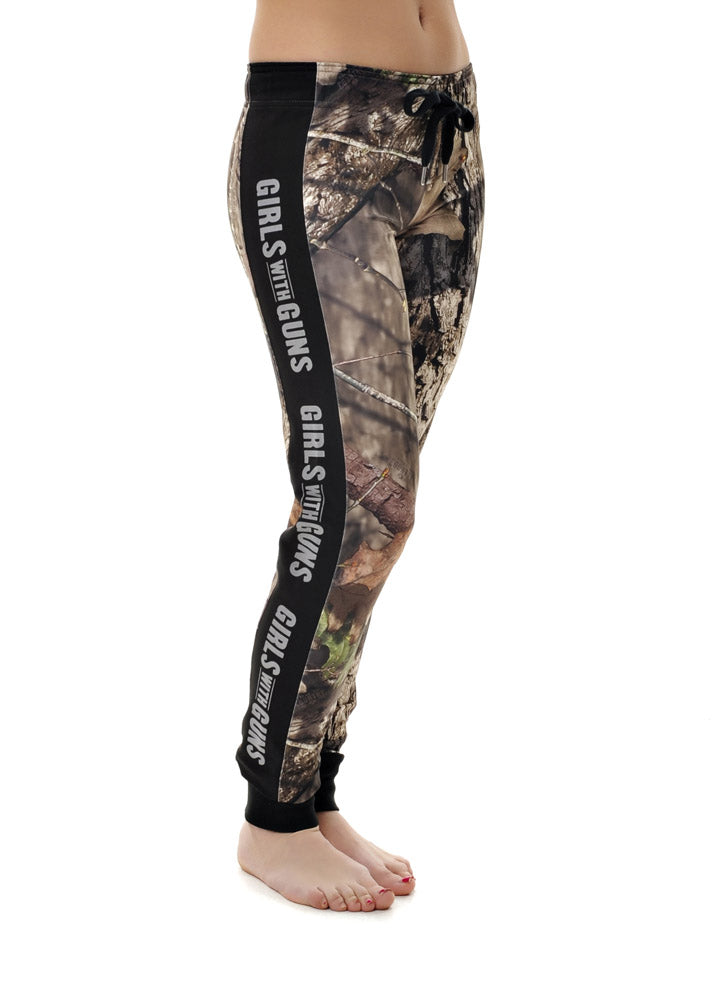 2e2dc901ced643 Expedition Jogger Pants - Mossy Oak Country - Girls With Guns®