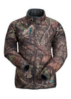 Plus Size Kilima Reversible Puff Jacket - Mossy Oak Country