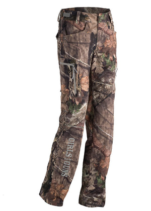 Womens Lightweight Pant in Mossy Oak Camo by Girls with Guns