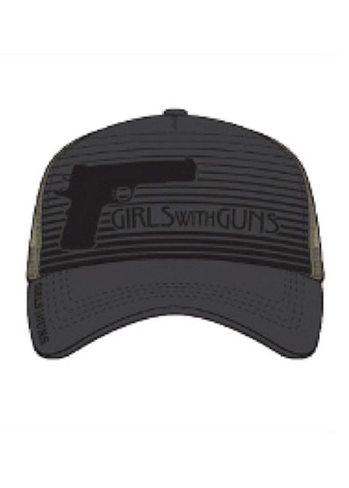 Pistol Trucker | Black
