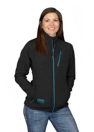 Sable Softshell Jacket | Black