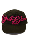GWG Bucket Hat Black - Girls With Guns
