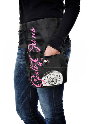 GWG Shot Shell Bag Black/Pink