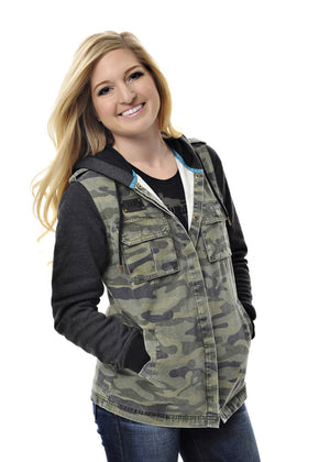Subculture Camo Jacket