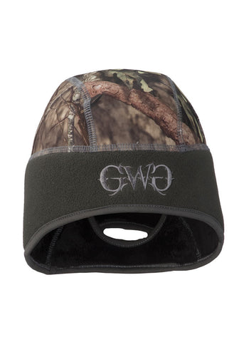 Womens Ponytail Beanie Mossy Oak Country by Girls with Guns