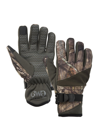 Womens Smart Touch Glove by Girls with Guns