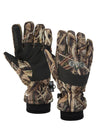Womens Soft Shell Glove Mossy Oak Blades by Girls with Guns