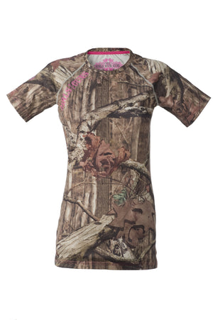 GWG Base Layer Short Sleeve Shirt - Girls With Guns