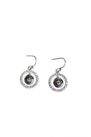 Montana Silversmiths Stone Dangle Earrings - Girls With Guns