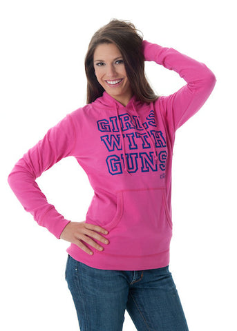 Basic GWG Pullover Pink - Girls With Guns