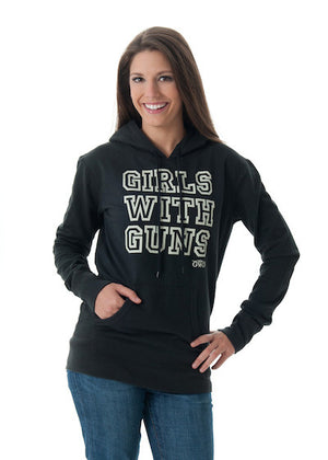 Basic GWG Pullover Black - Girls With Guns