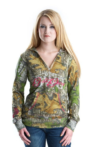GWG Buck Hoodie Mossy Oak Obsession® - Girls With Guns