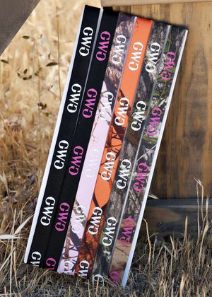 GWG Multi-Pack Headbands - Girls With Guns - 2