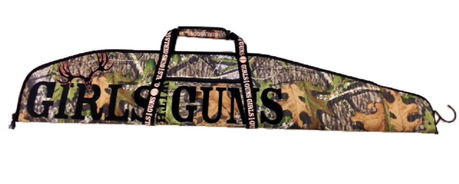 Mossy Oak Gun Bag - Girls With Guns - 1