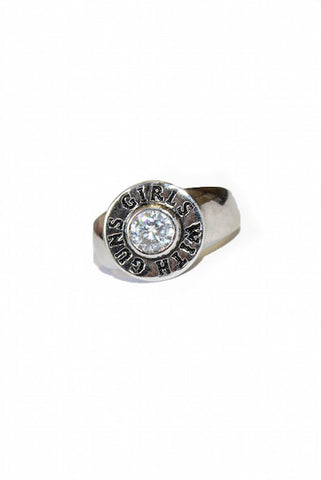 Montana Silversmiths Stone Ring - Girls With Guns