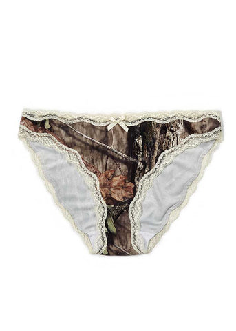 Lace Panties Mossy Oak Country