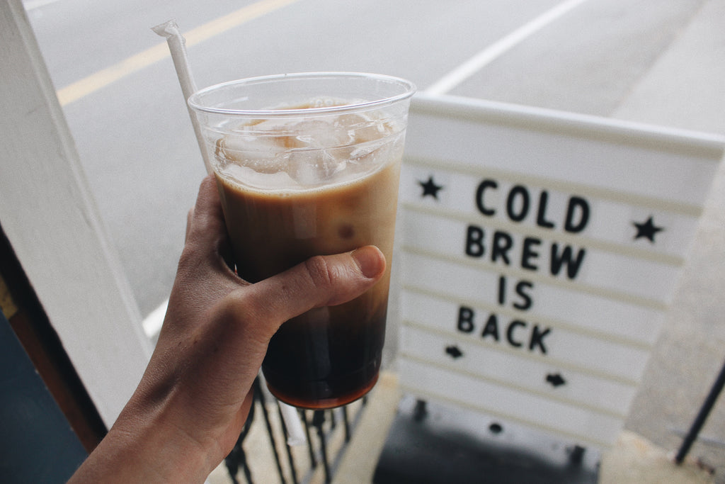 The 'How-To' for Cold Brew - The Weekly Grind 2018