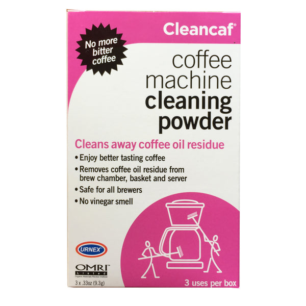 Coffee Machine Cleaning Powder