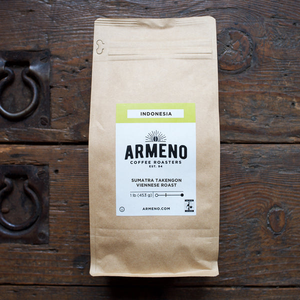 Sumatra Takengon Fair Trade Viennese Roast