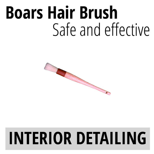 "Boars Hair 1"" Detailing Brush"