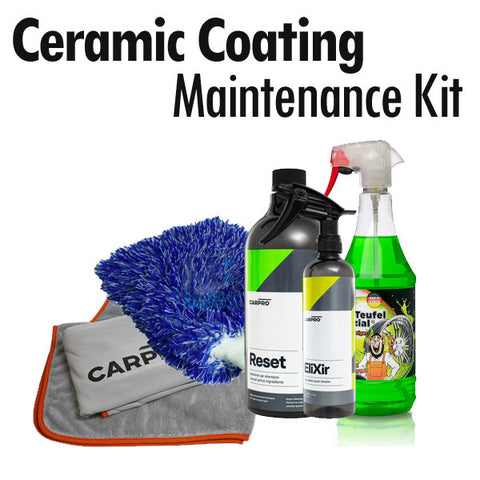 Ceramic Coating Maintenance Kit