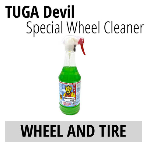 TUGA Devil Special Wheel Cleaner 32oz