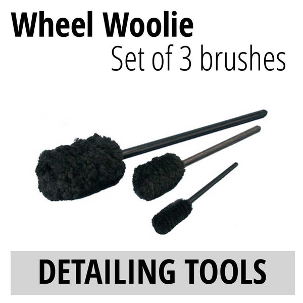 Wheel Woolie Detailing Brush