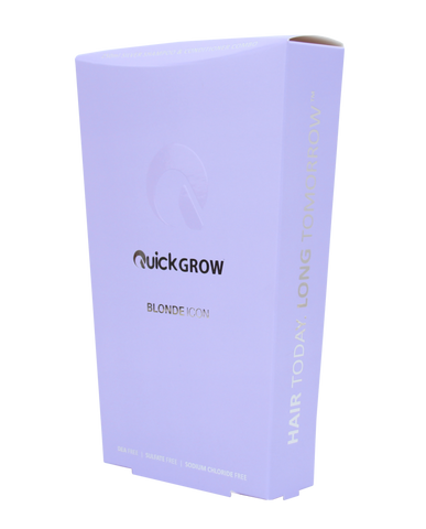 Quick Grow Blonde combo 250ml