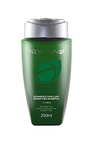nDNA 8 Advanced Capillary Densifying shampoo for men