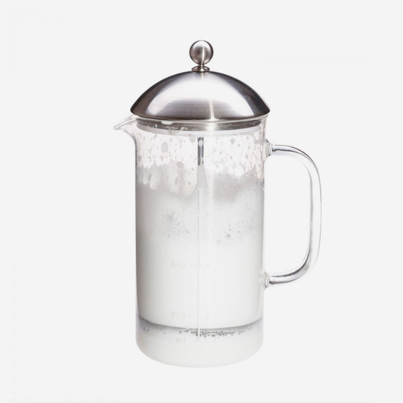 Kaffeebereiter French Press aus Glas, 1,0 l