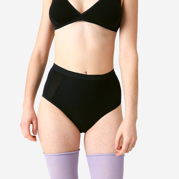 Menstruations-High-Waist-Slip Hilde