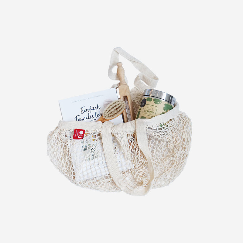 Zero Waste Baby-Welcome-Set