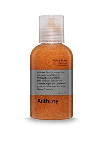 Anthony Facial Scrub, 2 oz.