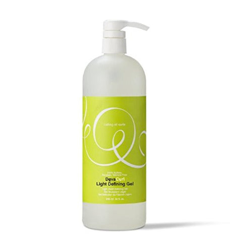 DevaCurl Light Defining Gel (32 oz)