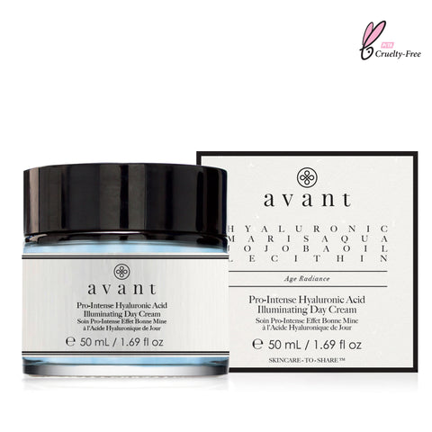 AVANT Pro-Intense Hyaluronic Acid Illuminating Day Cream Perm Unisex