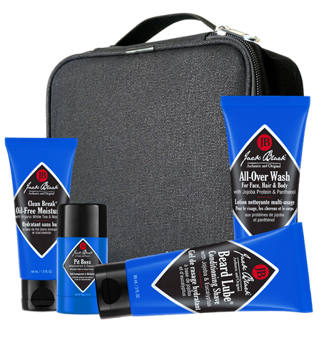 Jack Black - Grab & Go Traveler Set