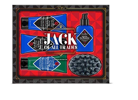Jack Black Skin Care Set, The Jack of All Trades