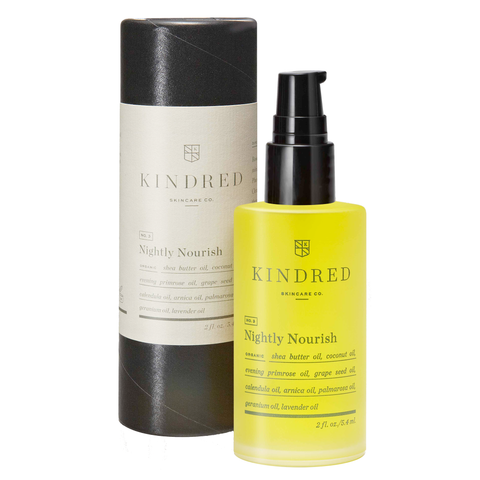Kindred Skincare Co Nightly Nourish, 2 oz