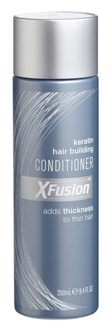 XFusion Keratin Hair Building Conditioner, 8.4 oz