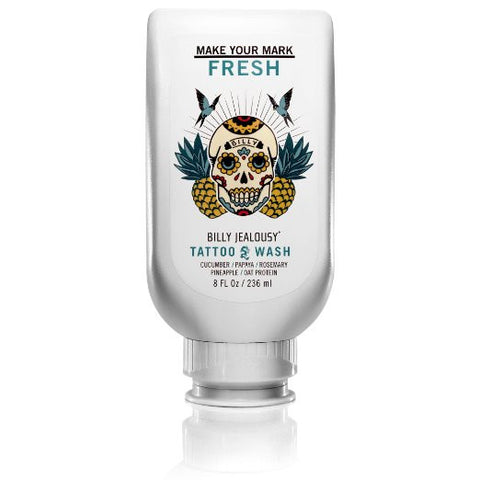 Billy Jealousy Tattoo Wash