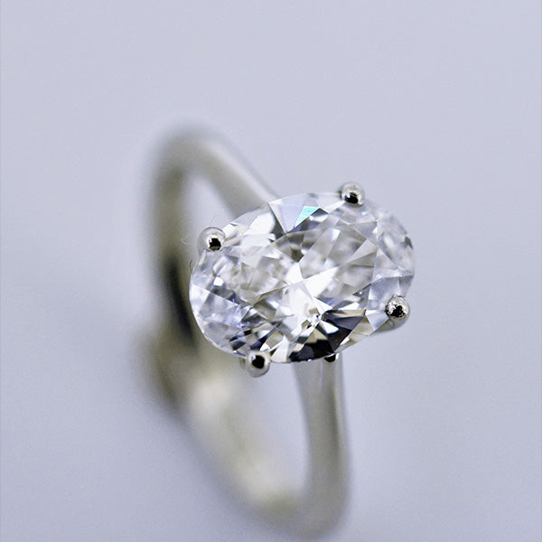 2.2 Carat Oval Diamond