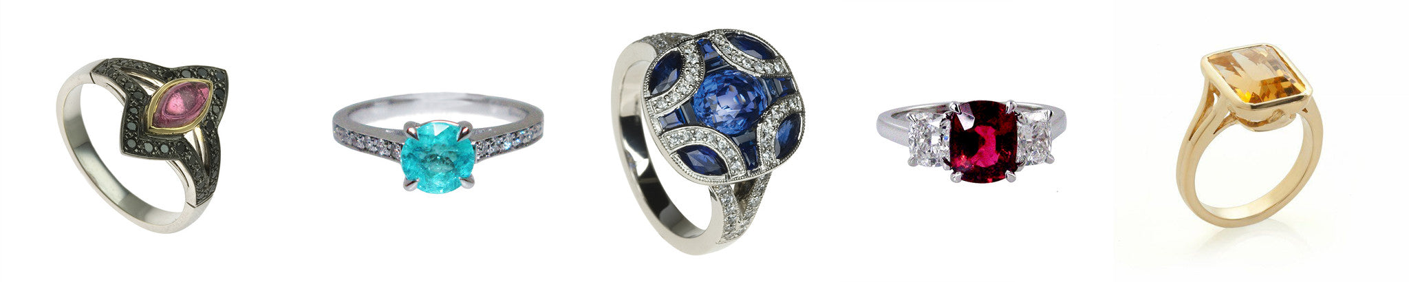Rare precious gemstone ring gallery