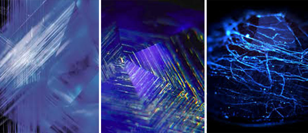 Sapphire inclusions. Sapphire under the microscope - gemstone characteristics
