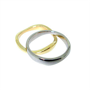 his and hers wedding rings handmade Hatton Garden