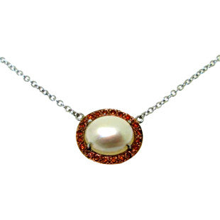 ruby and pearl pendandt