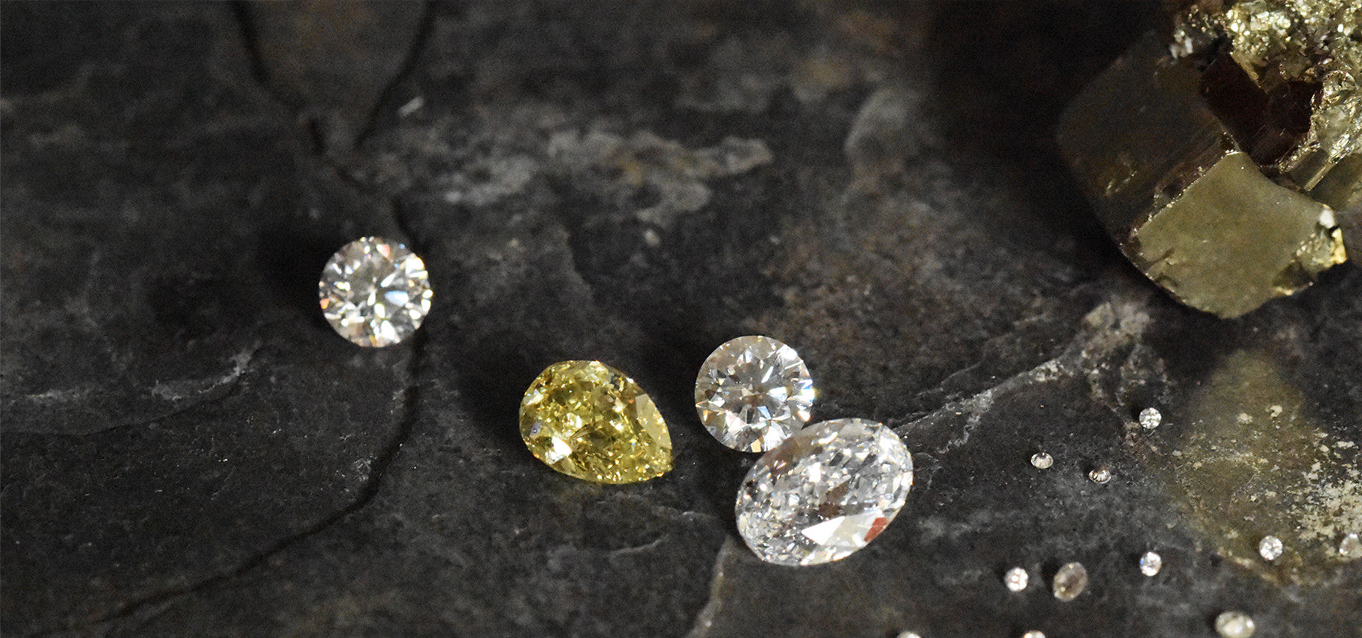 Selecting the perfect GIA certified diamond for a bespoke ring, Cut, clarity, carat and colour
