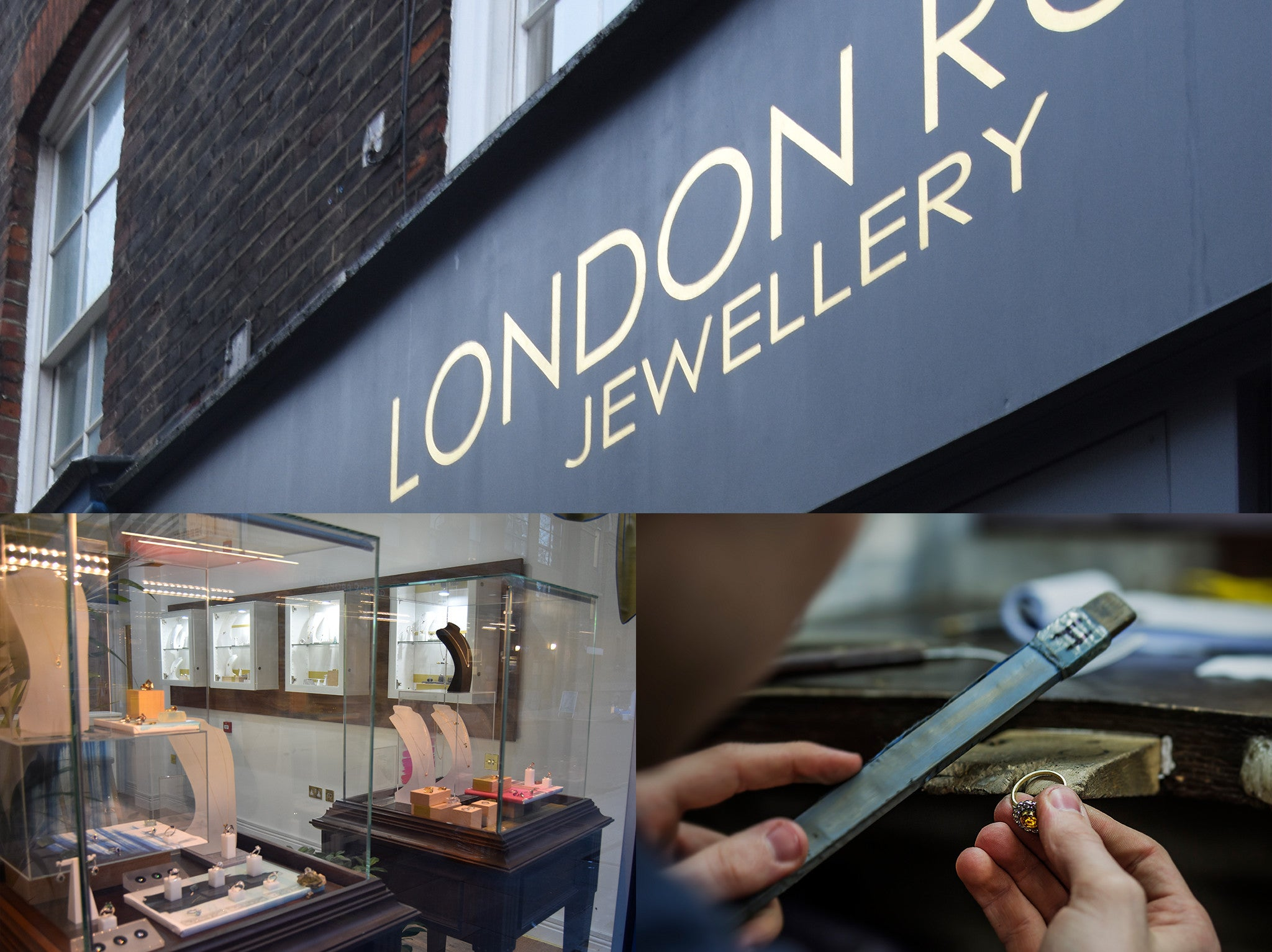 London Rocks Jewellerys shop and workshop image
