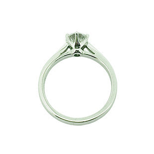 diamond ring platinum design