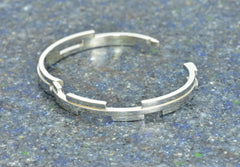 Hinged Layered Bangle