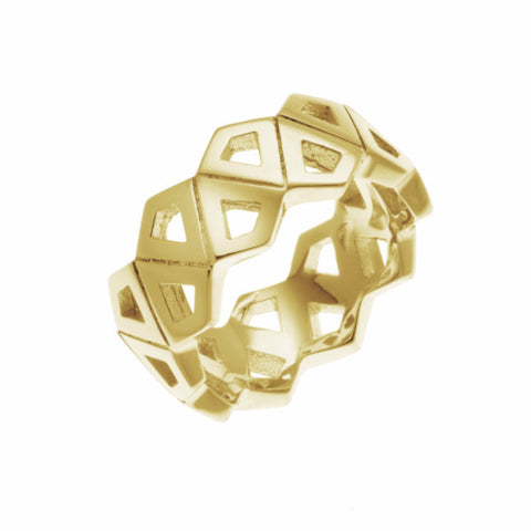 Gold Kite Ring